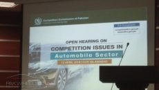 CCP automobile sector competition hearing PakWheels FT