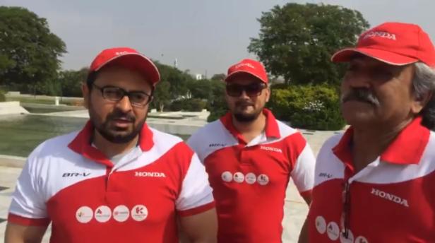Honda BR-V Pakistan Campaign Day 1 (15)