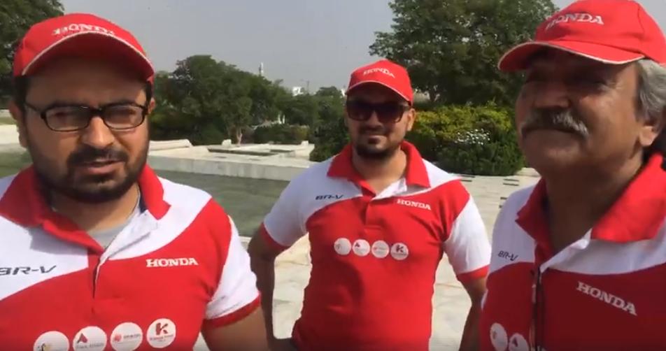 Honda BR-V Pakistan Campaign Day 1 (19)