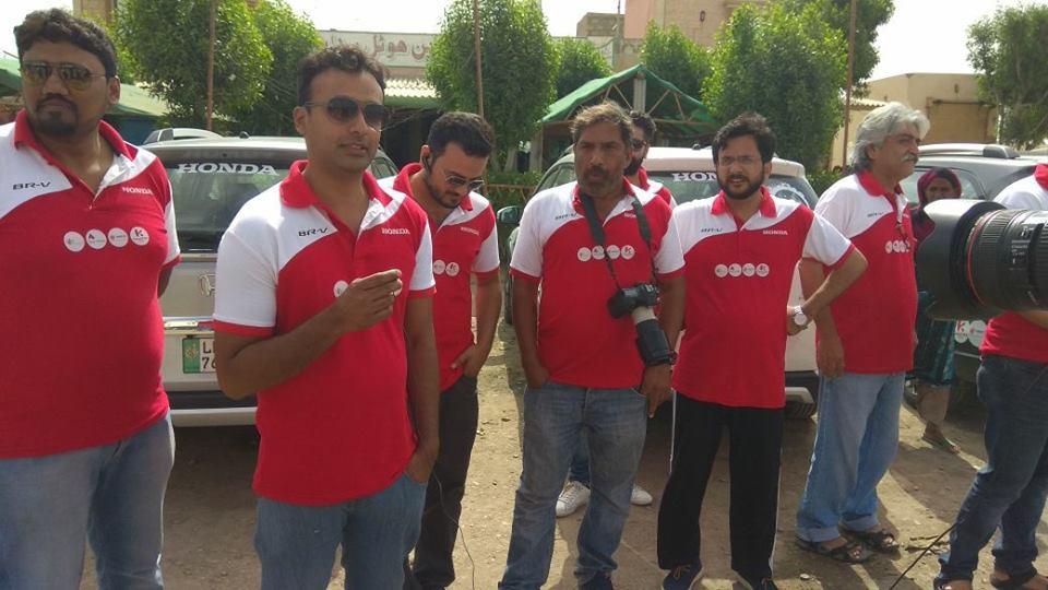 Honda BR-V Pakistan Campaign Day 1 (20)