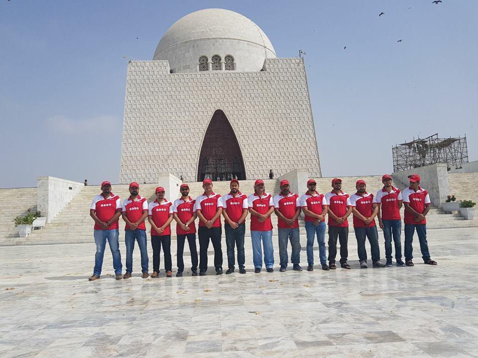 Honda BR-V Pakistan Campaign Day 1 (5)