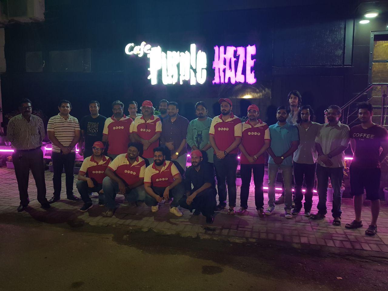 Honda BR-V Pakistan Campaign Day 1(13)