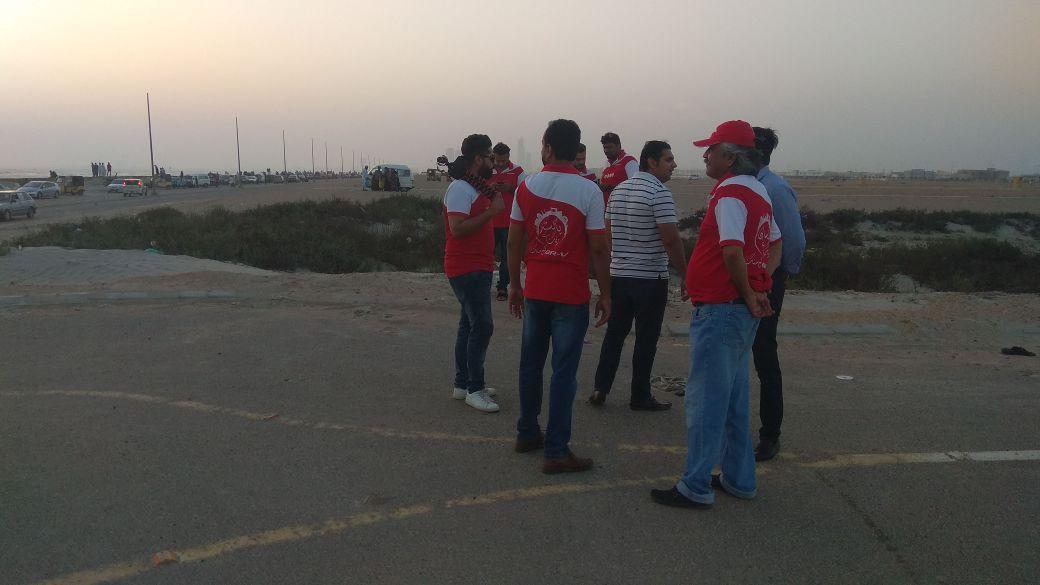 Honda BR-V Pakistan Campaign Day 1(14)