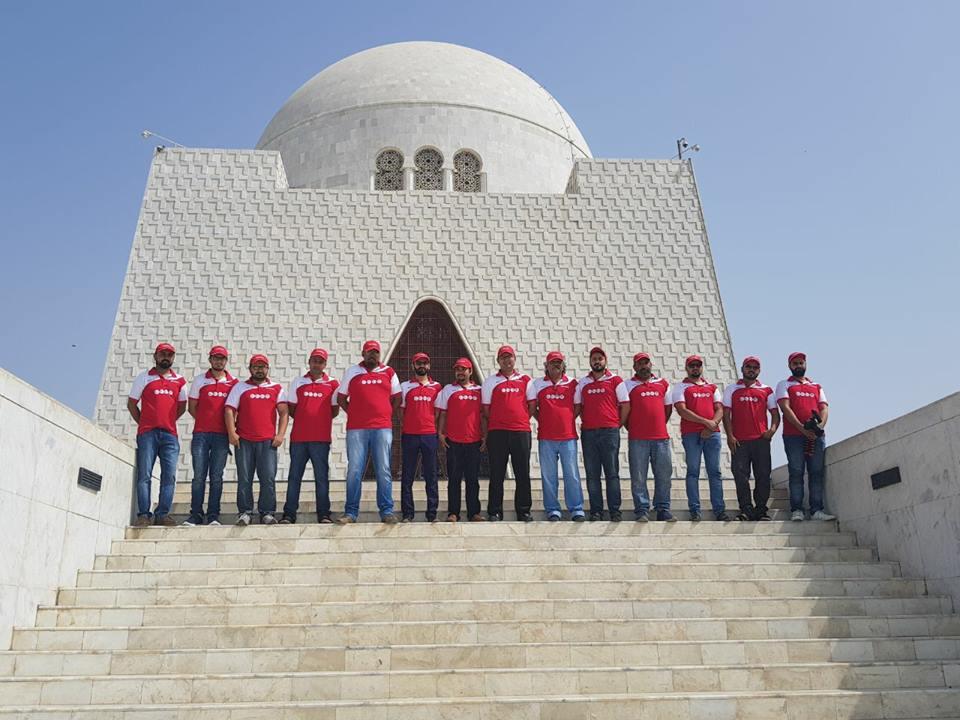 Honda BR-V Pakistan Campaign Day 1(8)