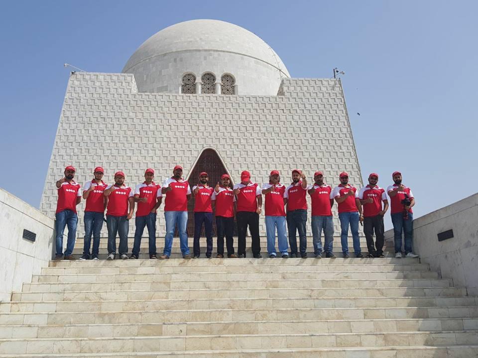 Honda BR-V Pakistan Campaign Day 1(9)