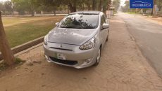 Mitsubishi Mirage 2015 PakWheels Review (9)