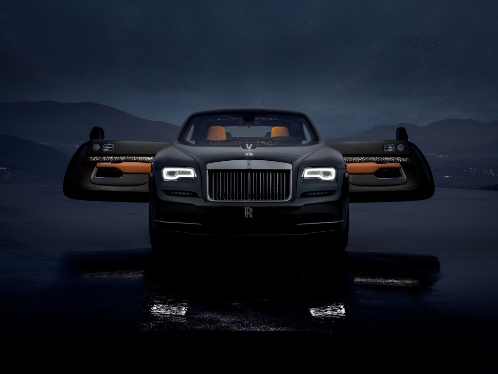 Rolls Royce Wraith Luminary Collection (1)