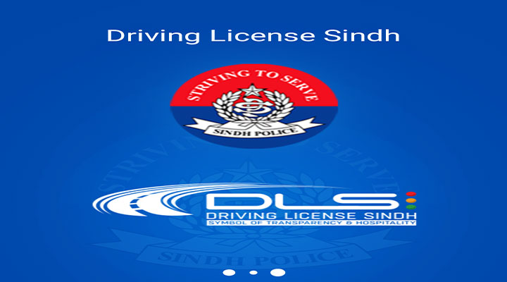 Sindh-Police Driving License