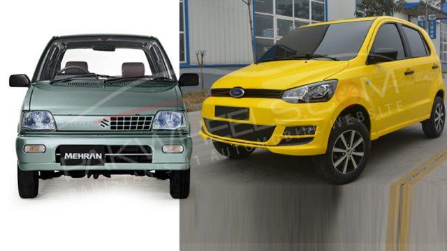 Will United Bravo Break The Monopoly Of Suzuki Mehran Pakwheels Blog