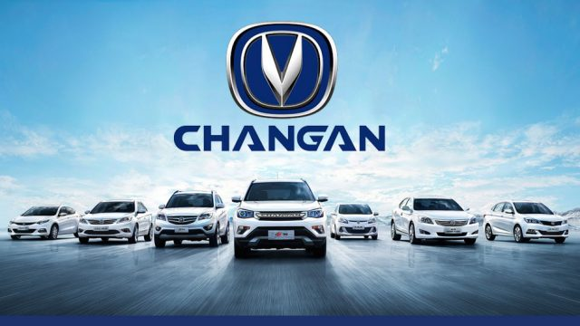 Changan vehicles