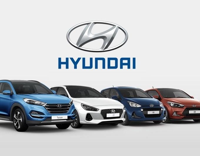 hyundai car lineup