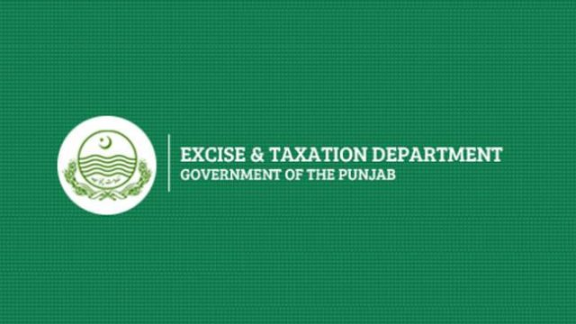 Excise and Taxation Punjab