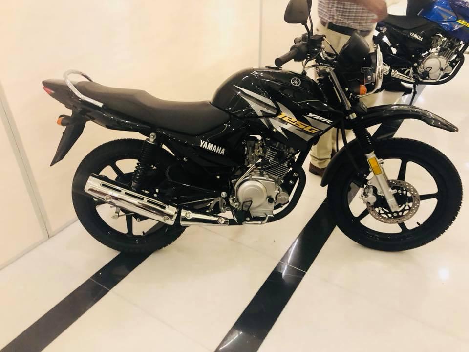 2018 Yamaha YBR 125G (3)