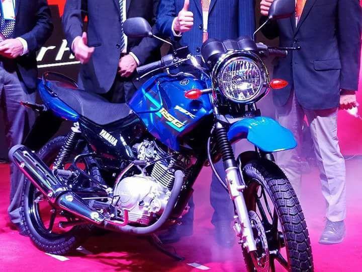2018 Yamaha YBR 125G (5)