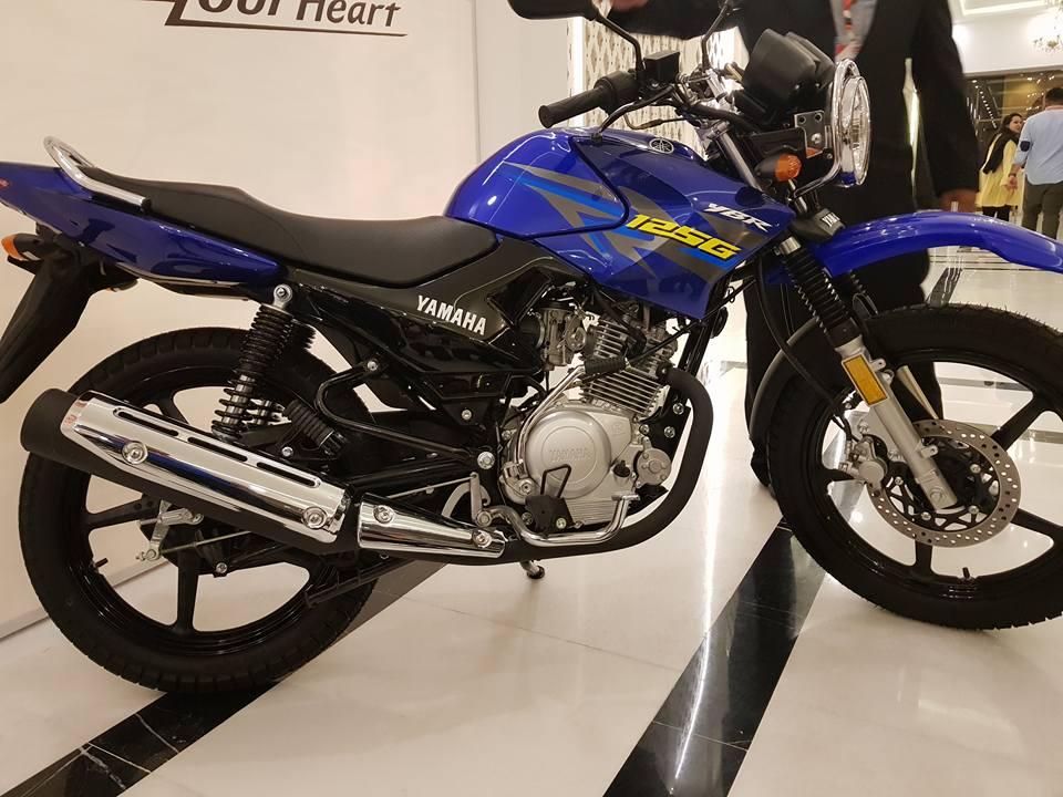 2018 Yamaha YBR 125G (6)