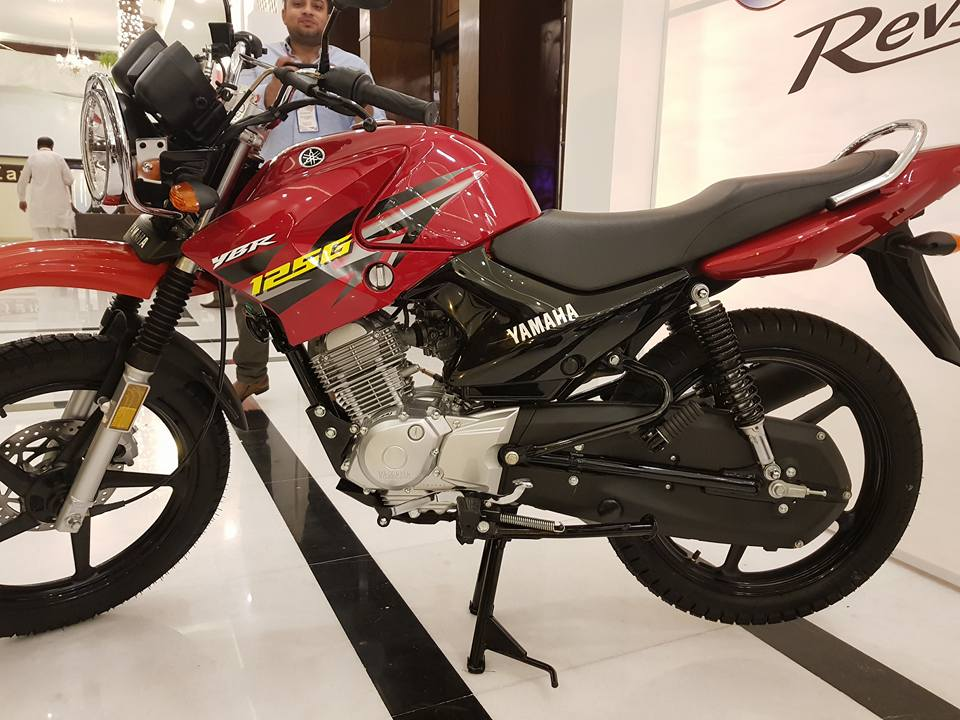 2018 Yamaha YBR 125G (8)