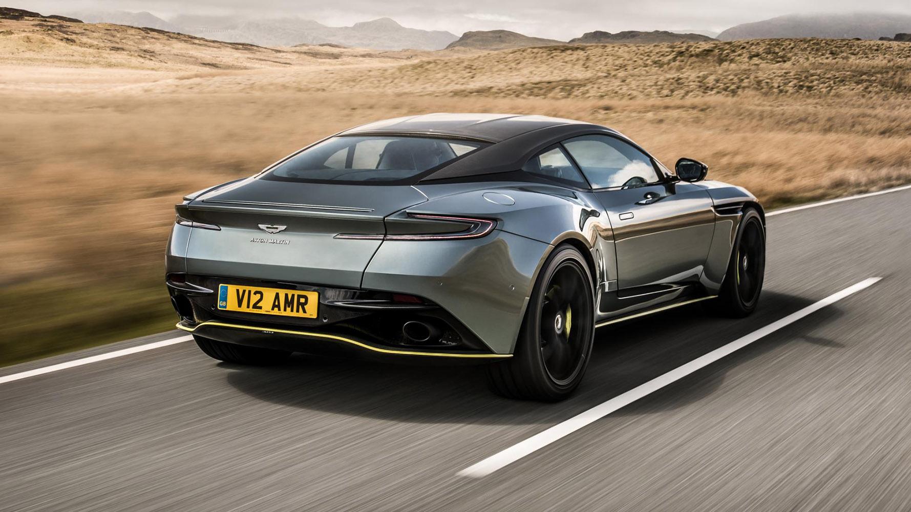 2019 Aston Martin DB11 AMR (2)