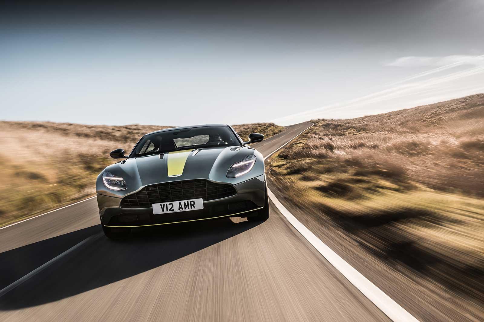 2019 Aston Martin DB11 AMR (6)