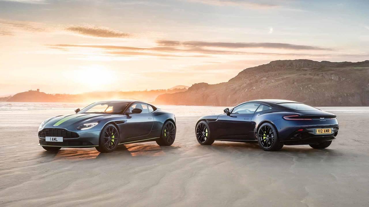 2019 Aston Martin DB11 AMR (8)