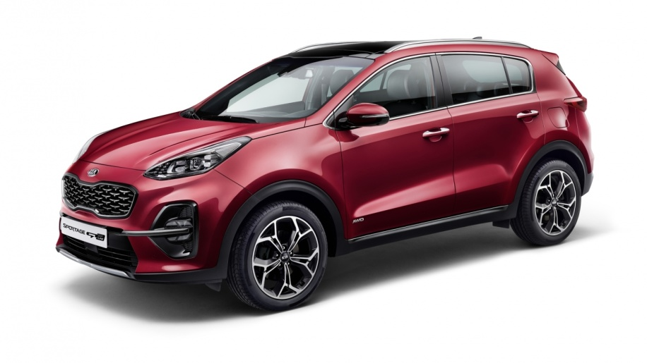 2019 kia sportage crossover spotted testing pakwheels blog. Black Bedroom Furniture Sets. Home Design Ideas