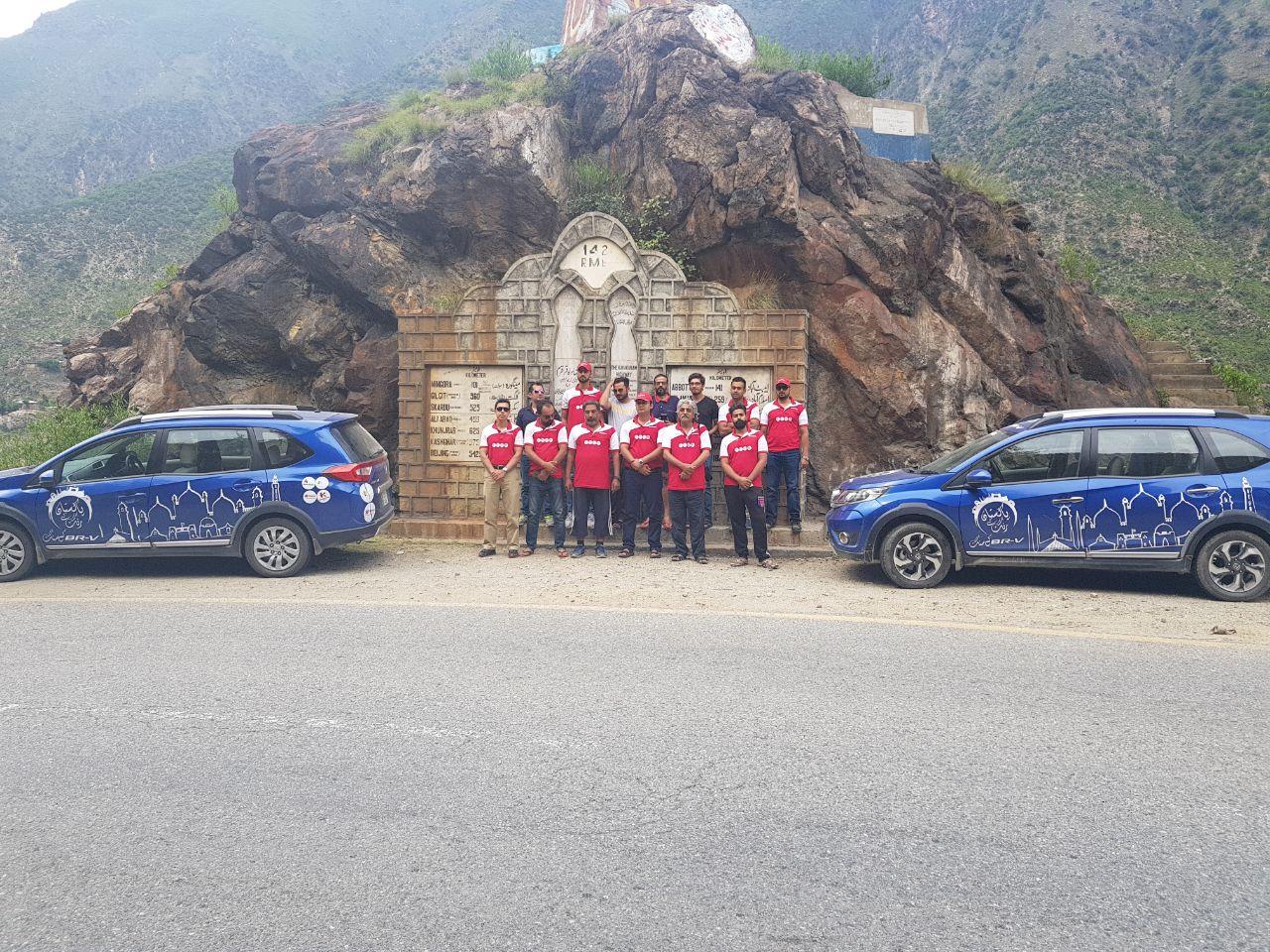 Honda BR-V Pakistan Campaign Day 10-11 (13)