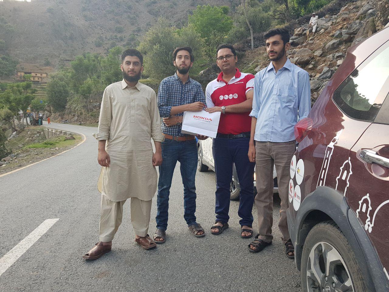 Honda BR-V Pakistan Campaign Day 10-11 (15)