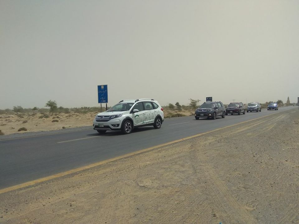 Honda BR-V Pakistan Campaign Day 2-3 (10)