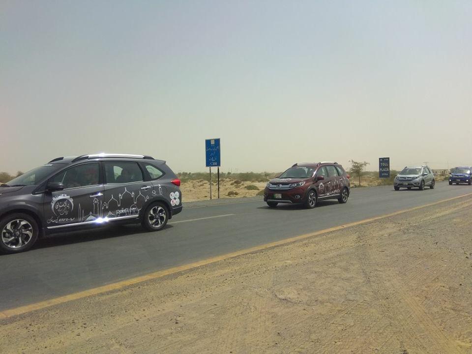 Honda BR-V Pakistan Campaign Day 2-3 (11)