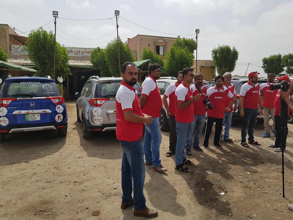 Honda BR-V Pakistan Campaign Day 2-3 (13)
