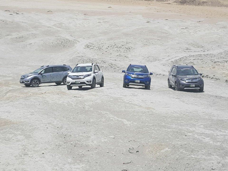 Honda BR-V Pakistan Campaign Day 2-3 (16)