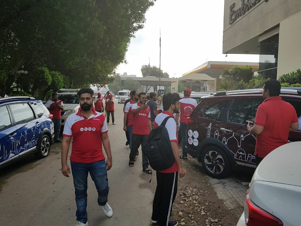 Honda BR-V Pakistan Campaign Day 2-3 (17)