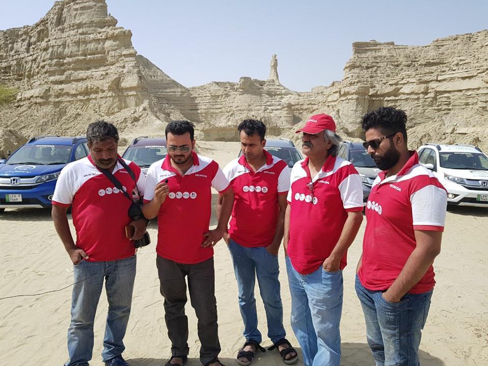 Honda BR-V Pakistan Campaign Day 2-3 (19)