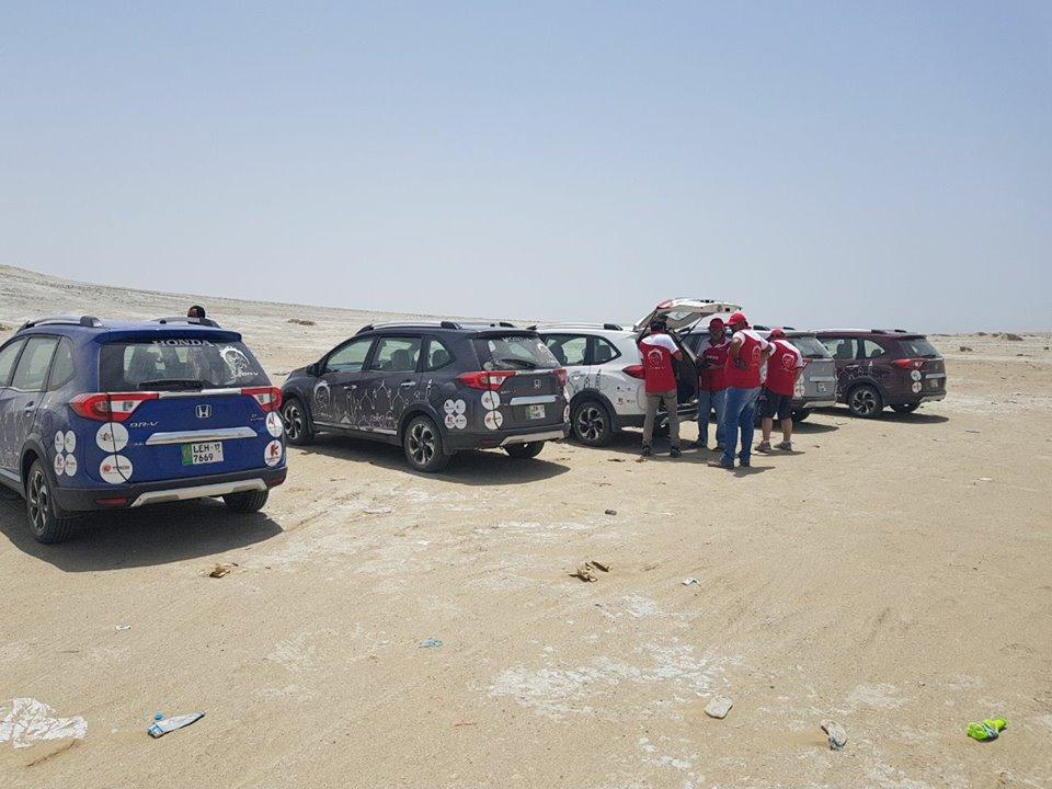 Honda BR-V Pakistan Campaign Day 2-3 (22)