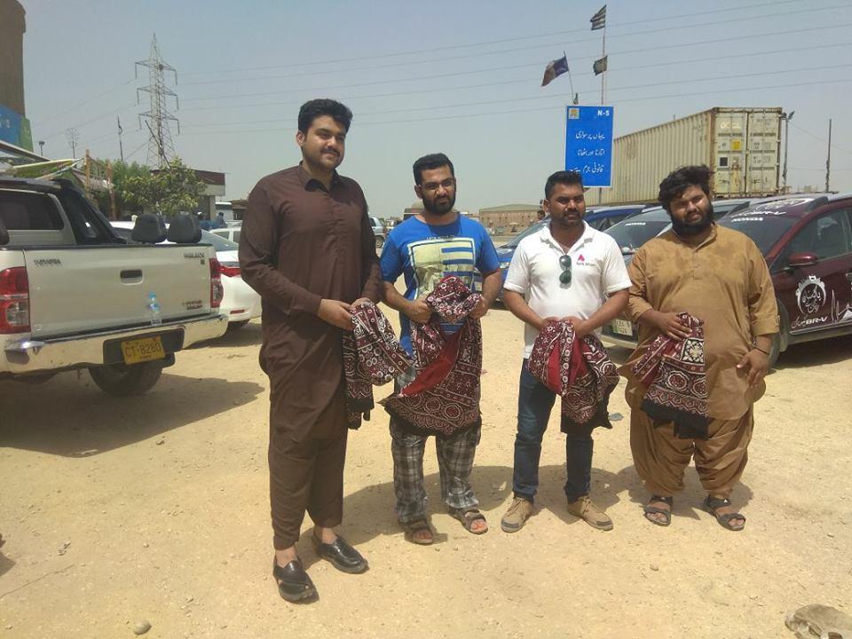 Honda BR-V Pakistan Campaign Day 2-3 (25)