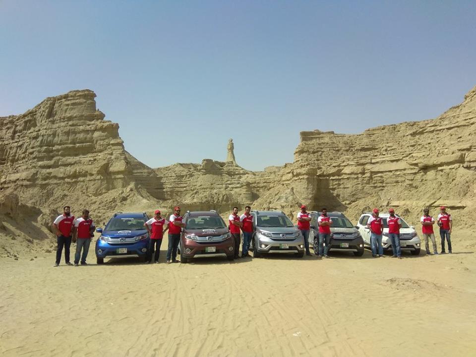 Honda BR-V Pakistan Campaign Day 2-3 (5)