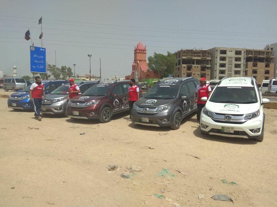 Honda BR-V Pakistan Campaign Day 2-3(26)