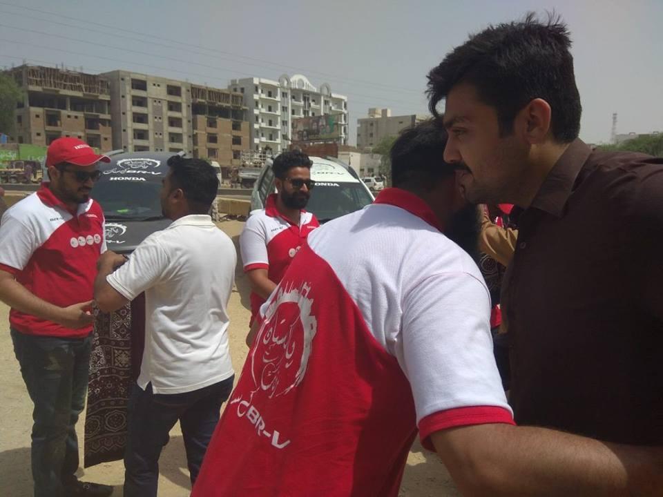 Honda BR-V Pakistan Campaign Day 2-3(28)