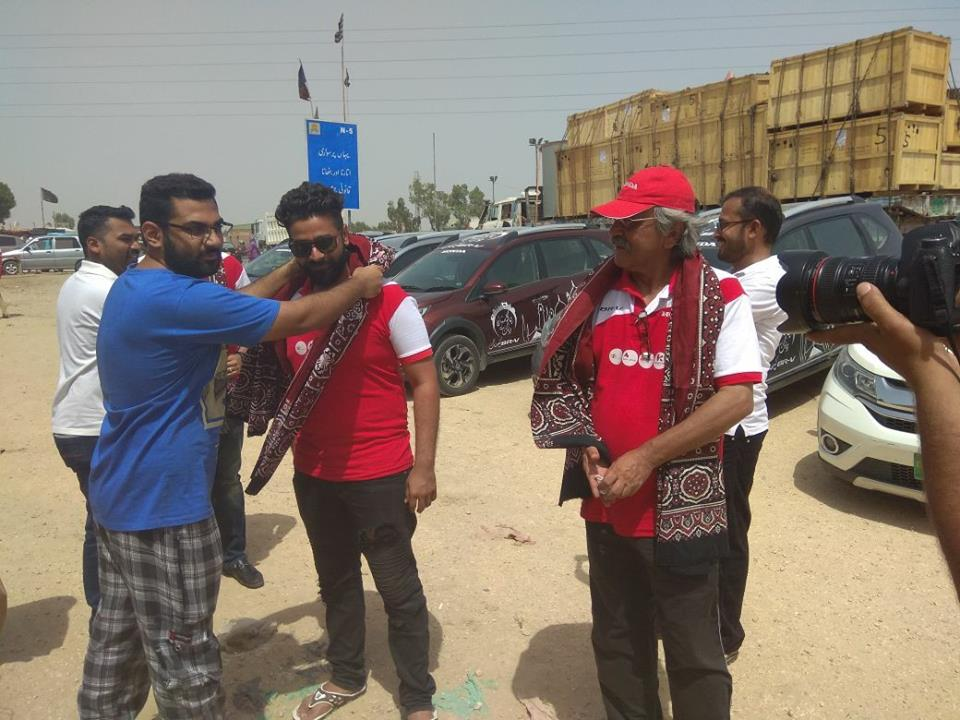Honda BR-V Pakistan Campaign Day 2-3(29)