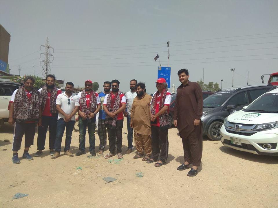 Honda BR-V Pakistan Campaign Day 2-3(31)
