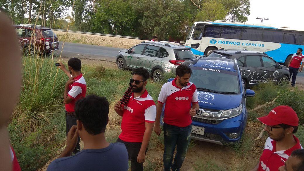 Honda BR-V Pakistan Campaign Day 2-3(33)