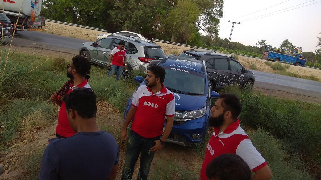 Honda BR-V Pakistan Campaign Day 2-3(34)