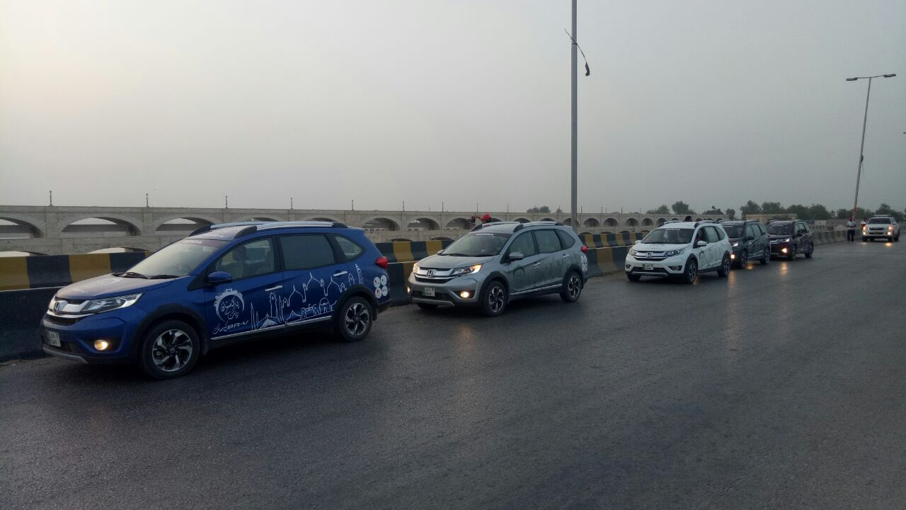 Honda BR-V Pakistan Campaign Day 2-3(35)