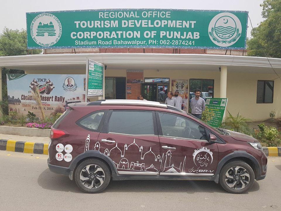 Honda BR-V Pakistan Campaign Day 4-5 (1)