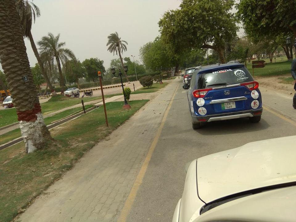 Honda BR-V Pakistan Campaign Day 4-5 (10)
