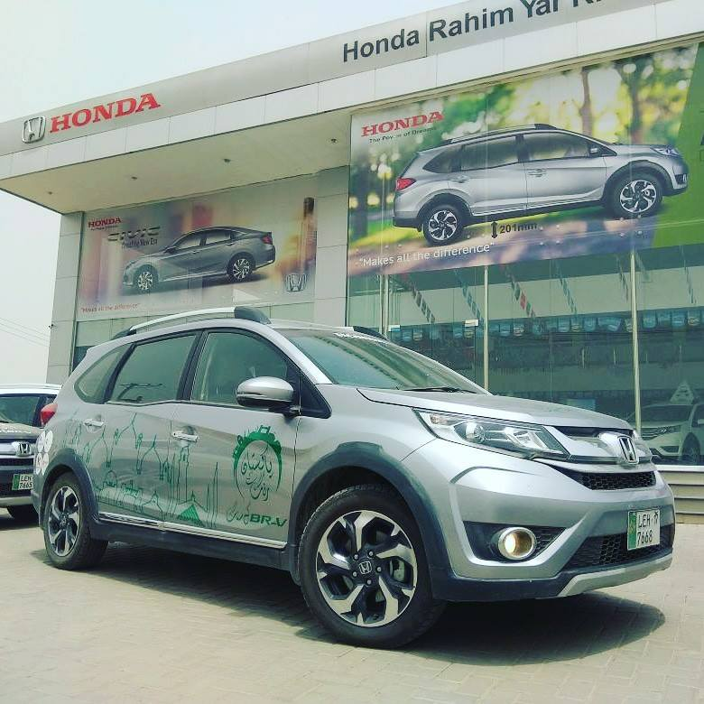 Honda BR-V Pakistan Campaign Day 4-5 (17)