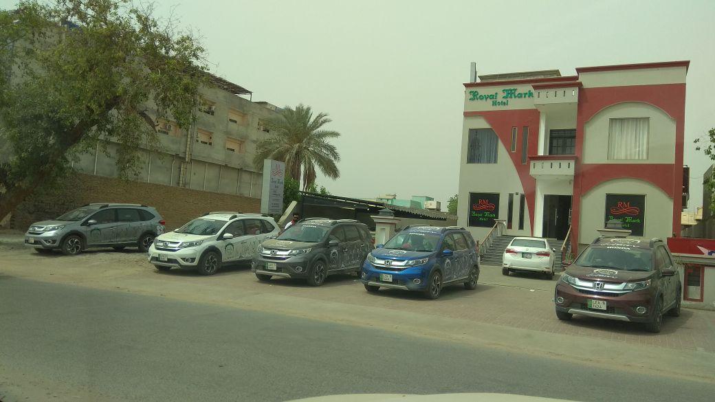 Honda BR-V Pakistan Campaign Day 4-5 (19)