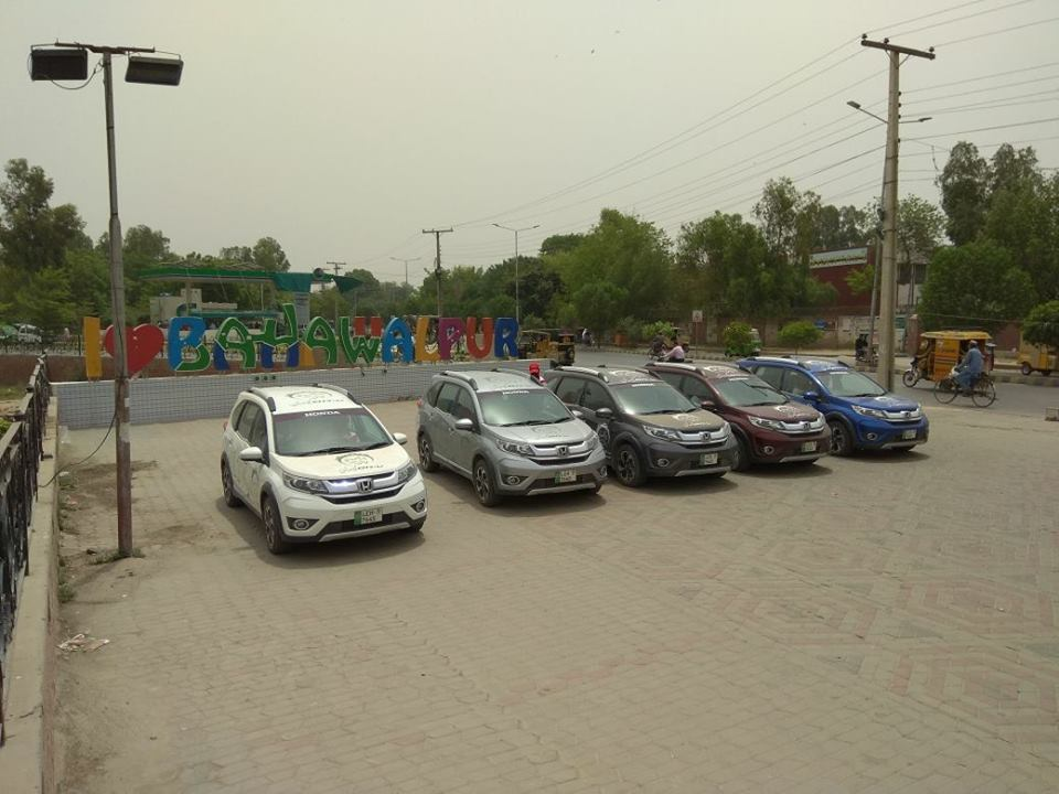 Honda BR-V Pakistan Campaign Day 4-5 (2)