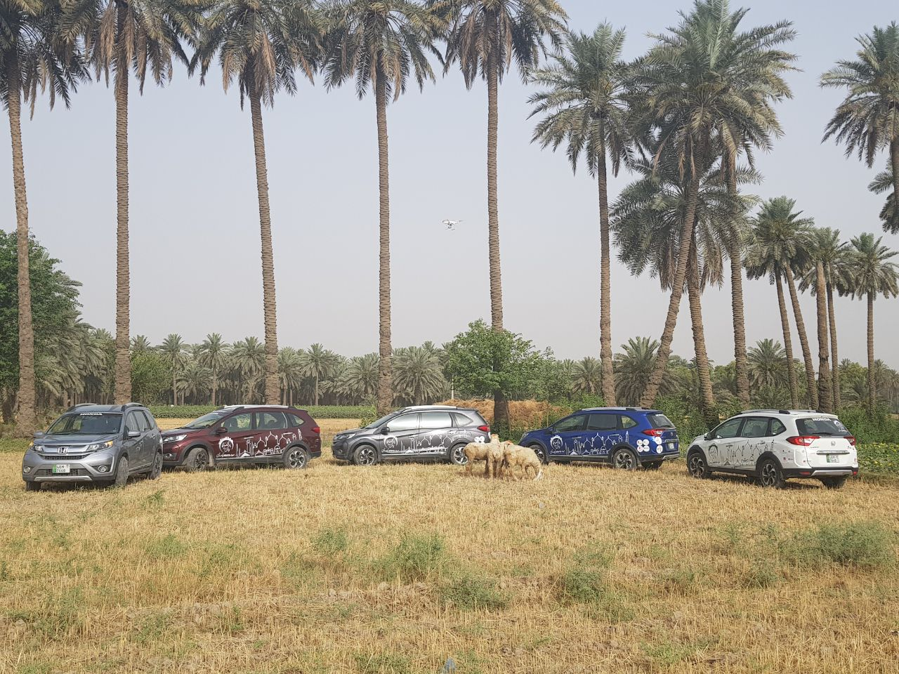 Honda BR-V Pakistan Campaign Day 4-5 (20)