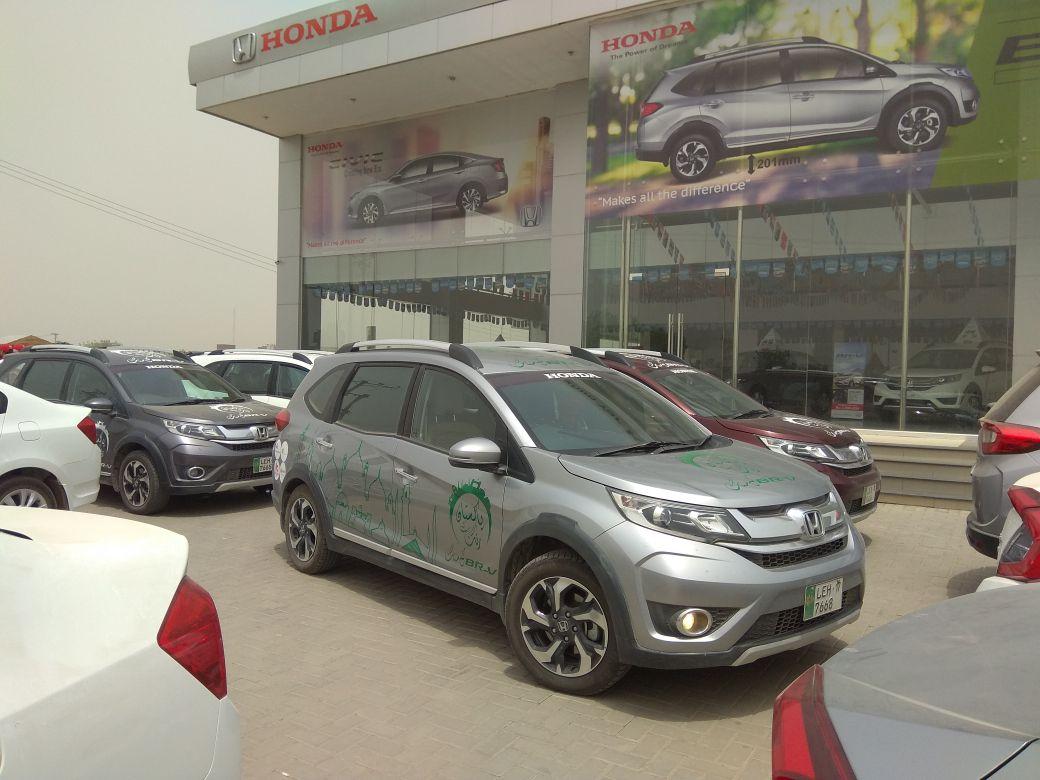 Honda BR-V Pakistan Campaign Day 4-5 (23)