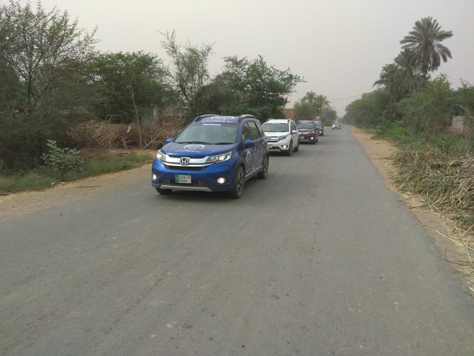 Honda BR-V Pakistan Campaign Day 4-5 (3)